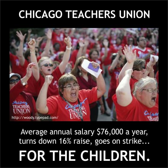 Chicago Teachers Union...